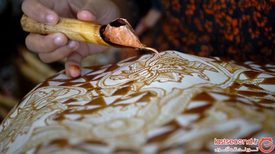 سوغاتی های اندونزی را می شناسید؟
