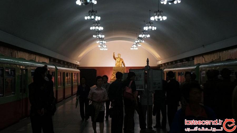 عمیق ترین ایستگاه های مترو جهان کدامند؟