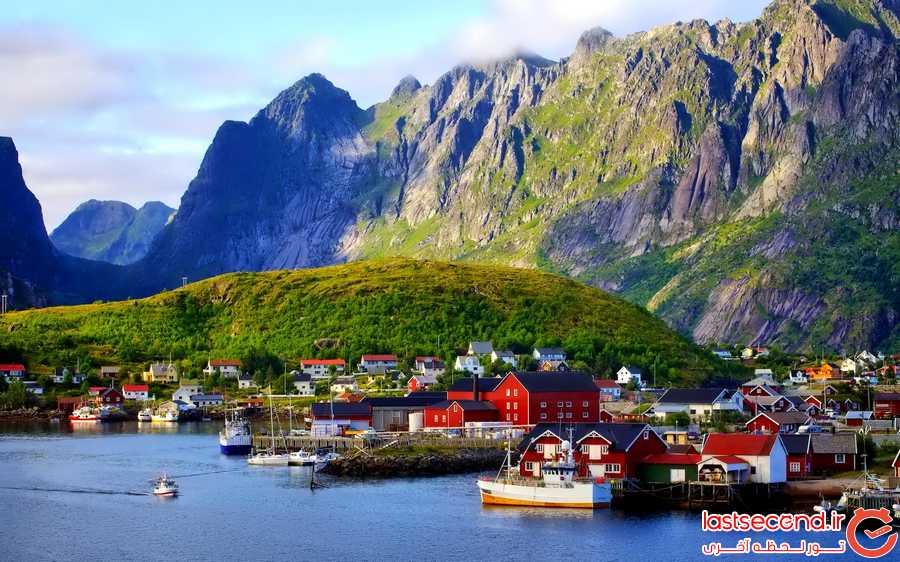 نروژ، شادترین کشور دنیا