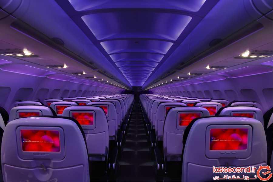از انواع کلاس های پروازی در هواپیما چه می دانید؟