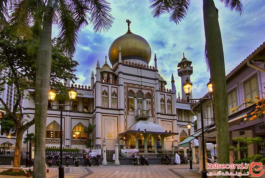 آیا می دانستید سنگاپور از نظر تنوع مذاهب مقام اول در دنیا را دارد؟