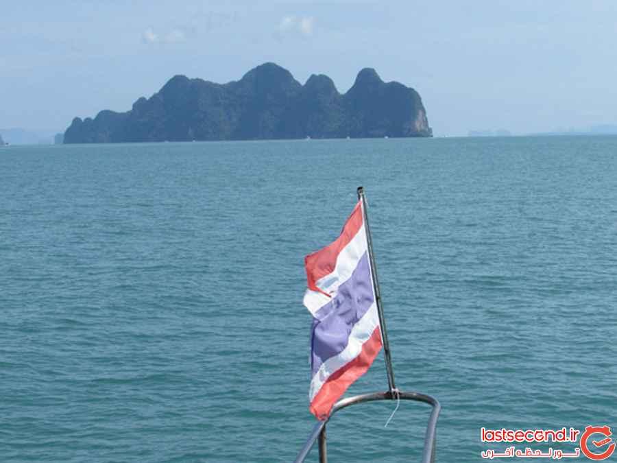 سفرنامه بانکوک - پوکت