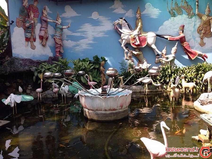 جزیره پینانگ، قطعه اى از بهشت ( مالزى )