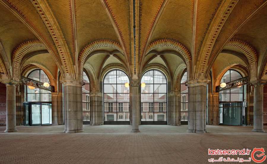 موزه ی زیبای Rijksmuseum