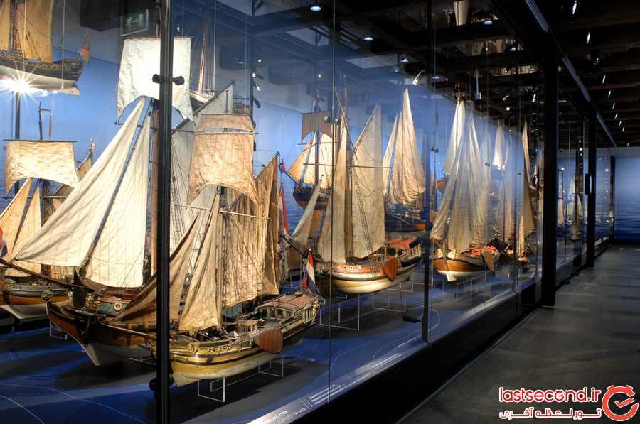 موزه ی ملی دریانوردی
