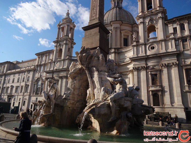 سفر به ایتالیا و فرانسه
