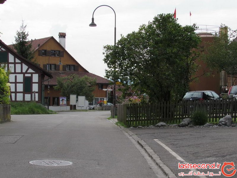 گشت و گذار در اروپا (سوئیس، میراماره، استکهلم)