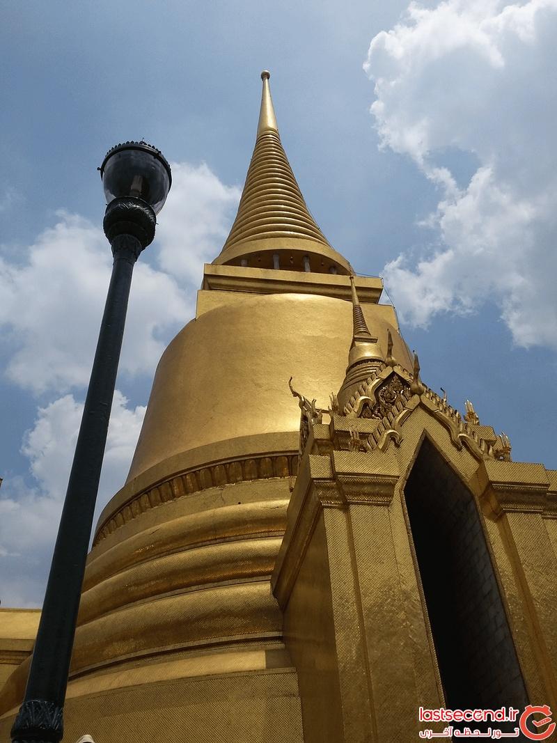 سفر به سرزمین هزار معابد، تایلند