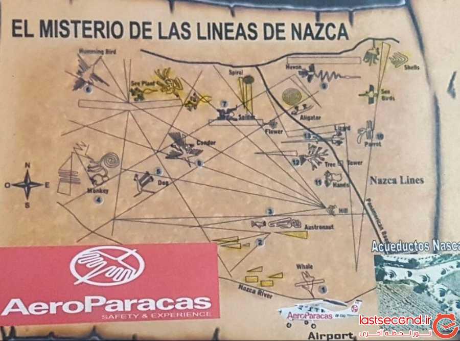 سفر به پرو، سرزمین رویاها
