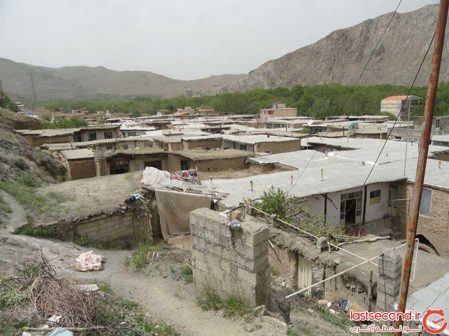 از دشت لاله های واژگون تا روستای بدون کوچه