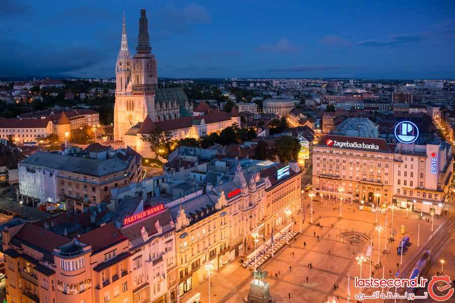 02 مسافرت به کرواسی، کشوری با حال و  هوای دلربای قرون وسطایی