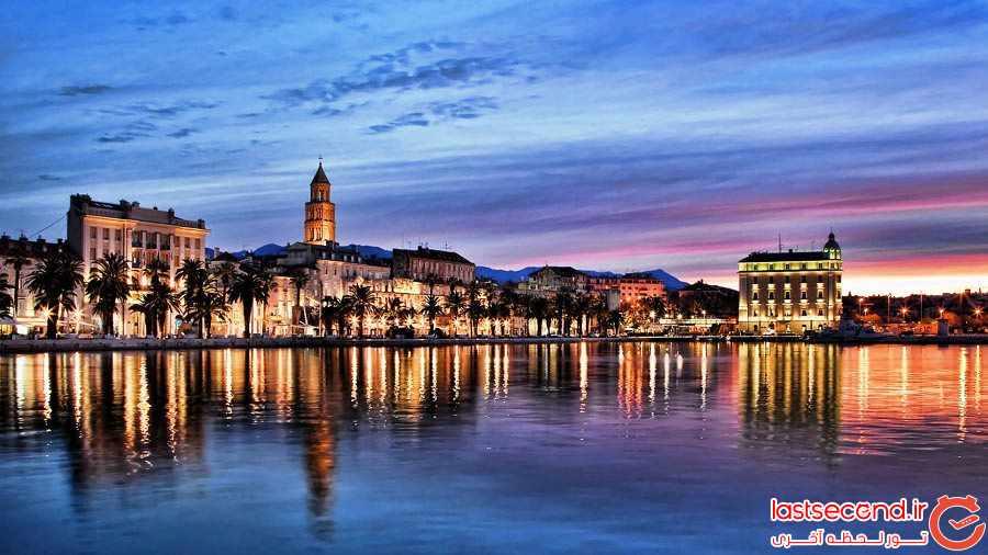 20 مسافرت به کرواسی، کشوری با حال و  هوای دلربای قرون وسطایی
