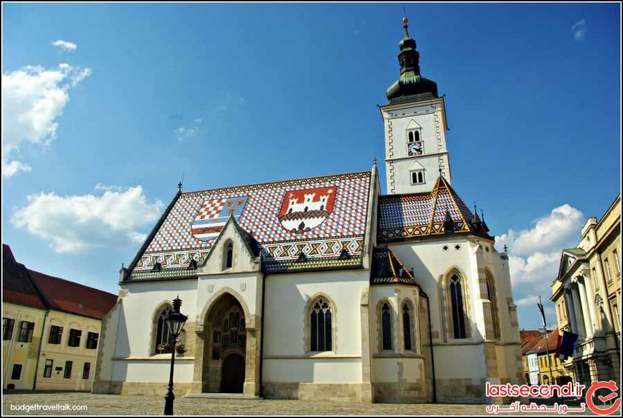7 مسافرت به کرواسی، کشوری با حال و  هوای دلربای قرون وسطایی