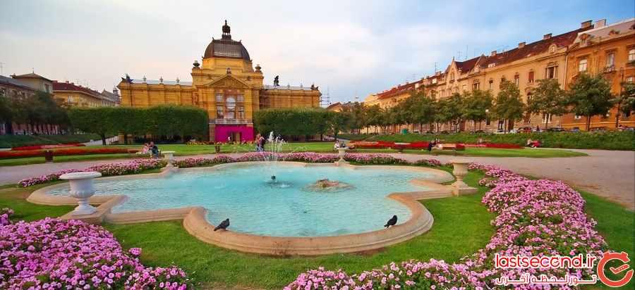 9 مسافرت به کرواسی، کشوری با حال و  هوای دلربای قرون وسطایی