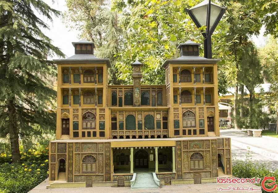 تهران گردی آخر هفته : باغ موزه هنر ایرانی