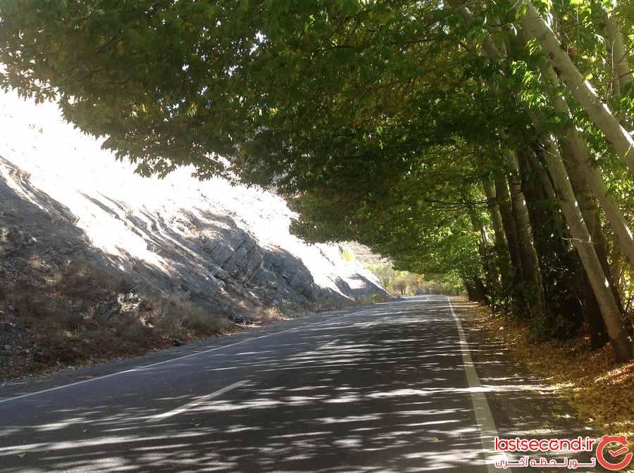 زیباترین جاده های دنیا