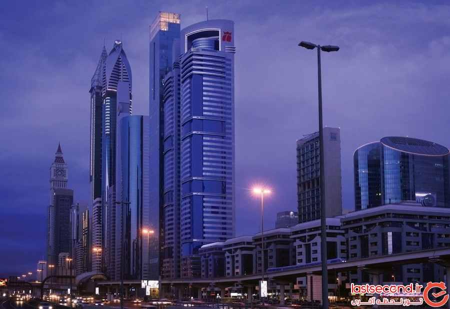 هتل وارویک - دبی