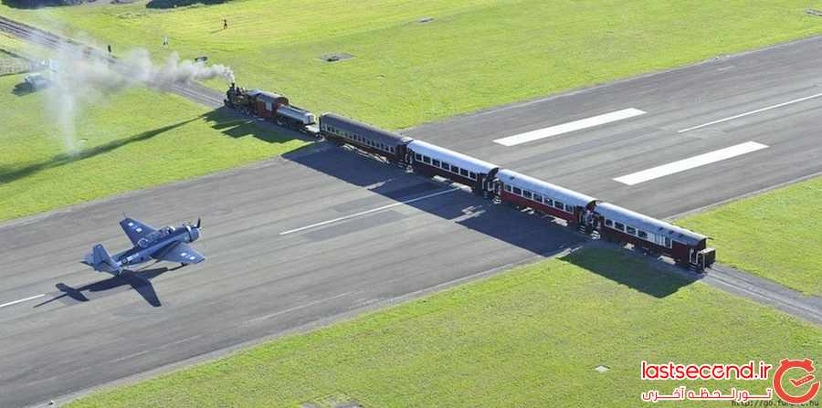 عجیب ترین  فرودگاههای جهان 