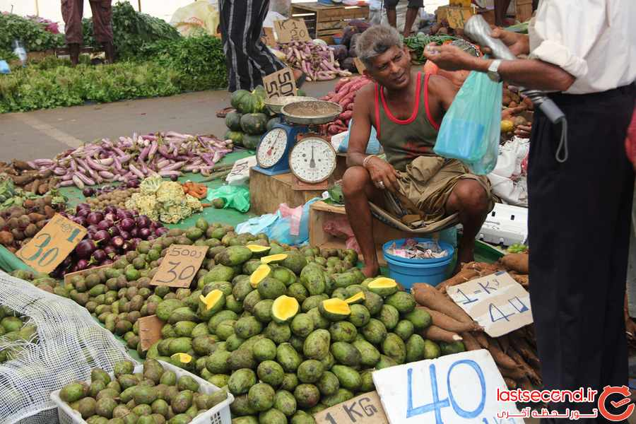 معرفی سریلانکا و جاذبه های دیدنی آن