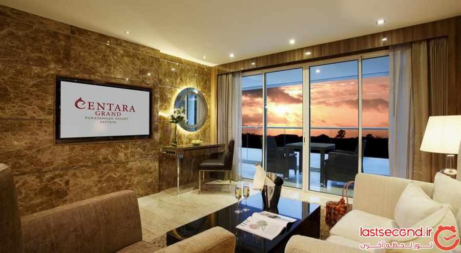 هتل سنتارا گراند فراتامنک پاتایا