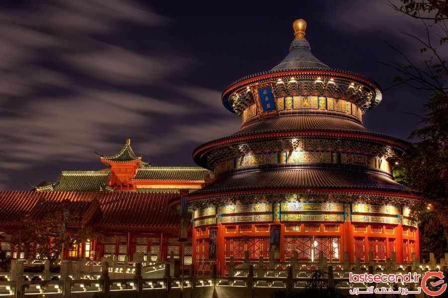 جاذبه های گردشگری چین