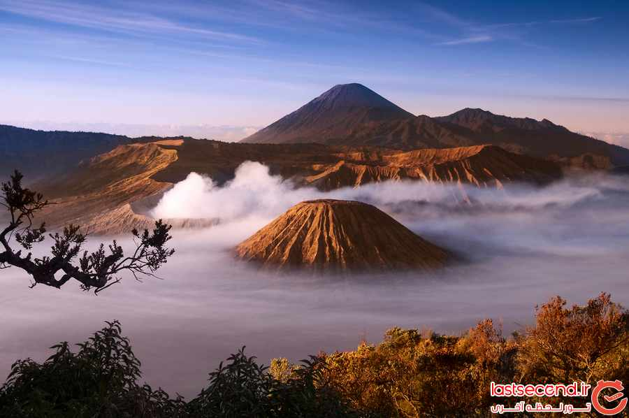 ده جای دیدنی که می توانید در اندونزی ببینید