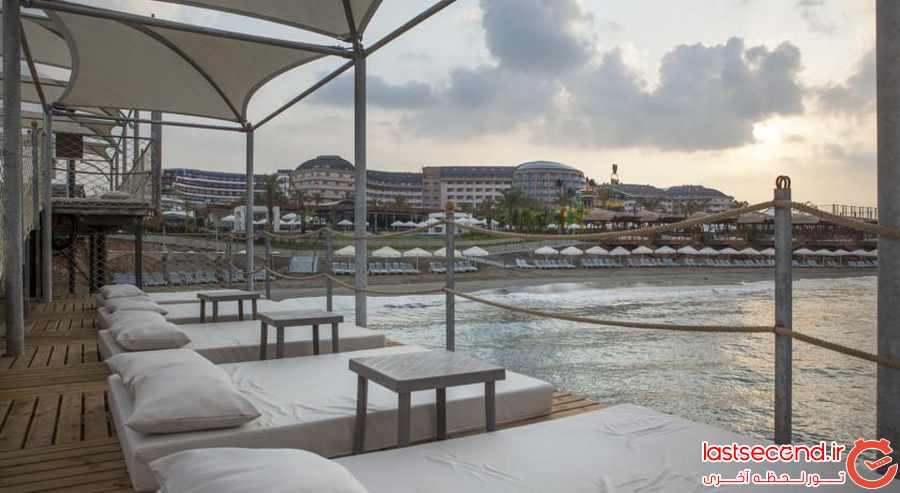 هتل لانگ بیچ هارمونی 