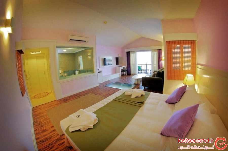 هتل ترنج - کیش 