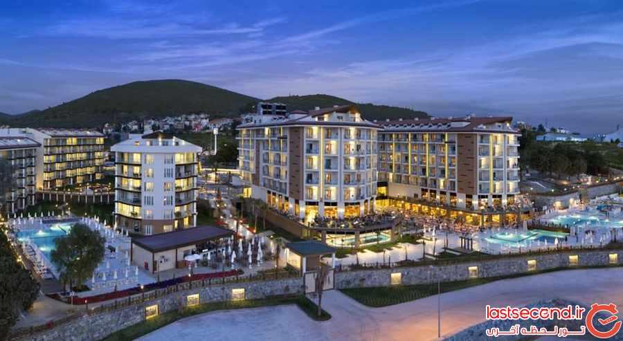 هتل رامادا ریزورت کوش آداسی 