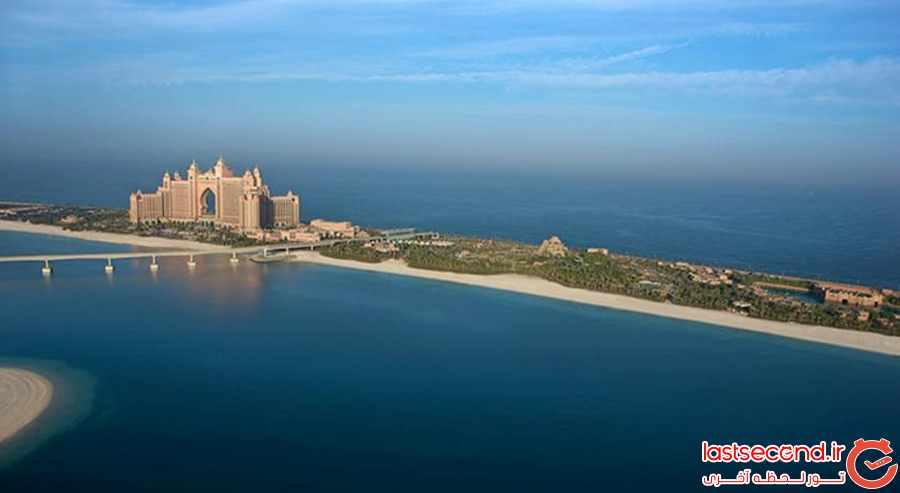 هتل آتلانتیس پالم دبی 