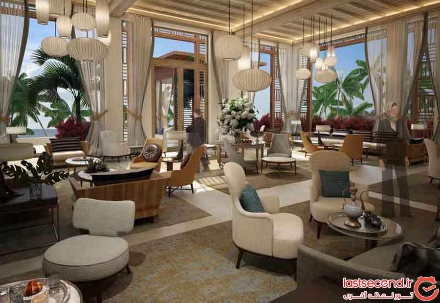 افتتاح یکی از مجلل ترین هتل های جهان در دبی 