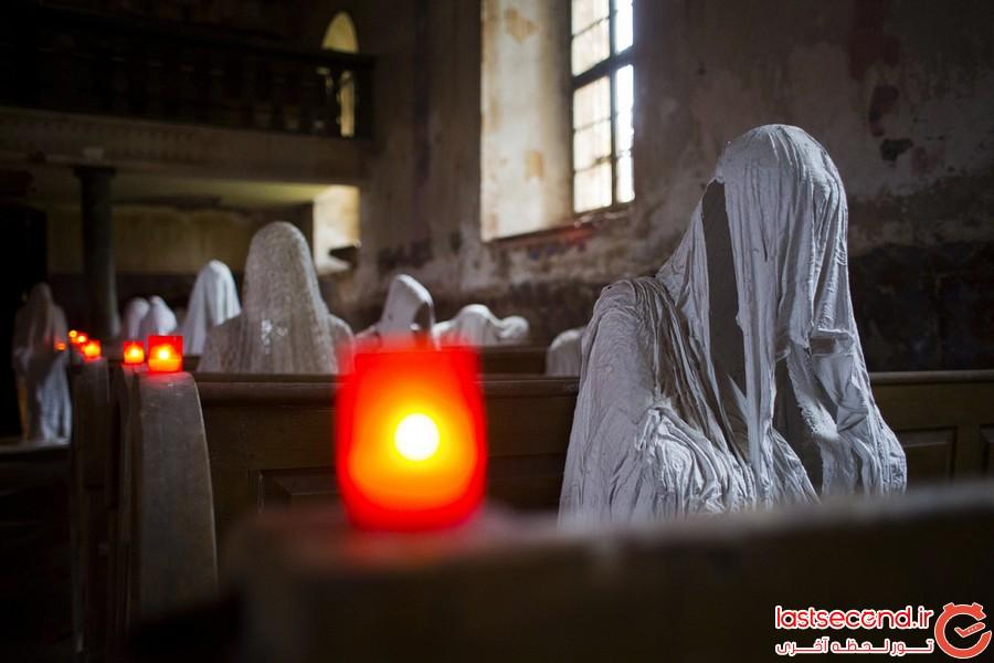 ترسناک ترین کلیسای دنیا