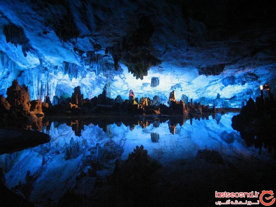 شگفت انگیز ترین غارهای جهان