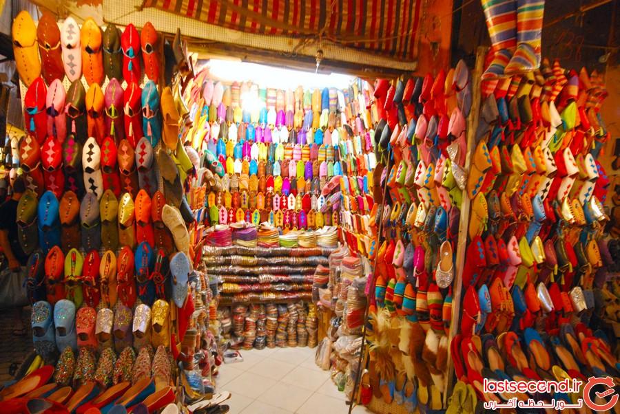 10 شهر دیدنی در کشور مراکش