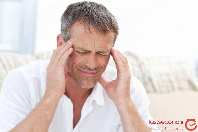 4 نکاتی برای پیشگیری از سردرد در پرواز
