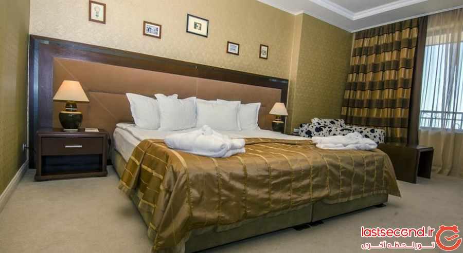 هتل ادمیرال ، جواهری بر تاج گلدن سندز 