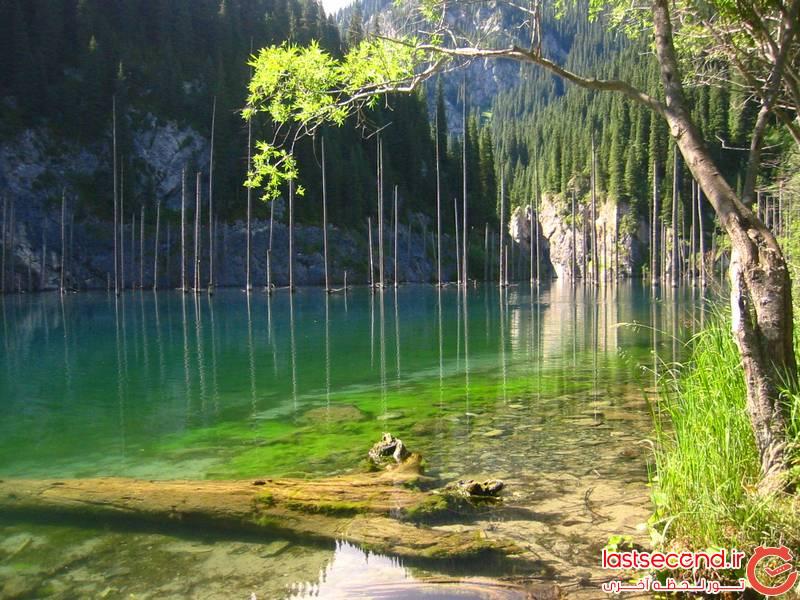 10 منظره باورنکردنی و خارق العاده در طبیعت