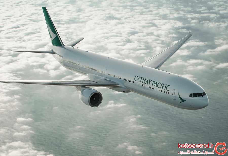 1 زیاد ترین پروازهای بدون توقف جهان