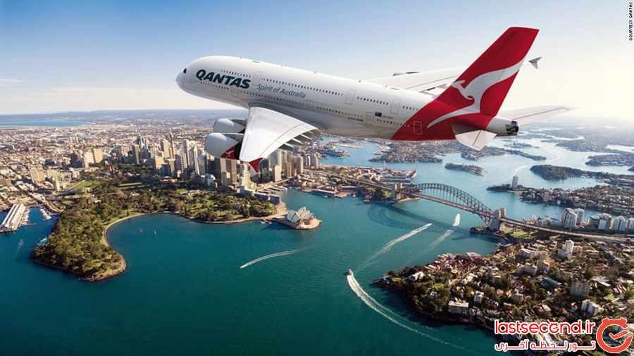 2 زیاد ترین پروازهای بدون توقف جهان