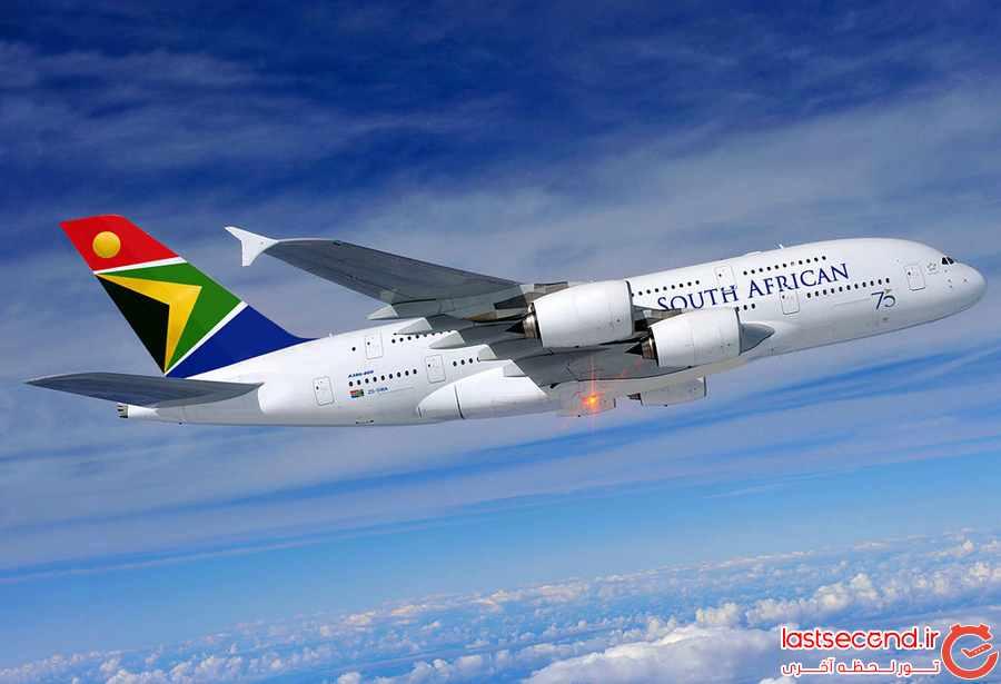 3 زیاد ترین پروازهای بدون توقف جهان