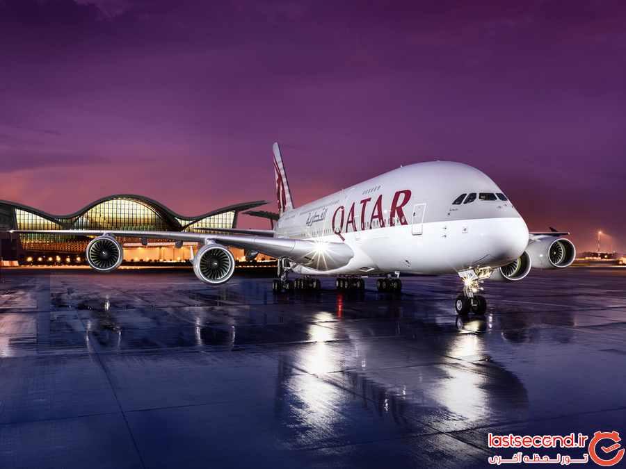 6 زیاد ترین پروازهای بدون توقف جهان