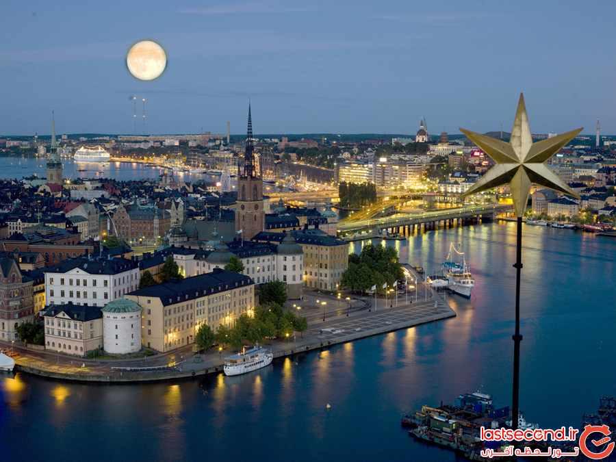 سوئد بعنوان خوشنام ترین کشور جهان شناخته شد   