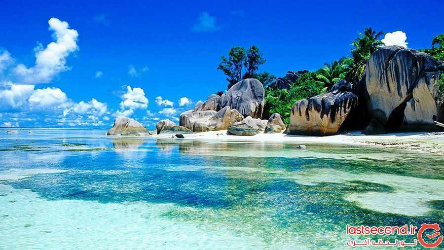 7 جزیره که باید پیش از نابود شدنشان ببینید   