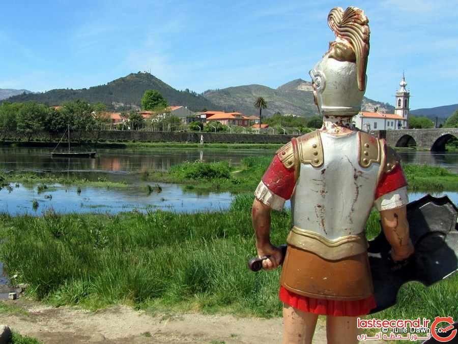 قدیمی ترین روستای پرتغال ، آرام و فریبنده  