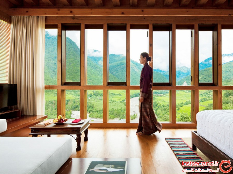 10 هتل با چشم انداز های فوق العاده