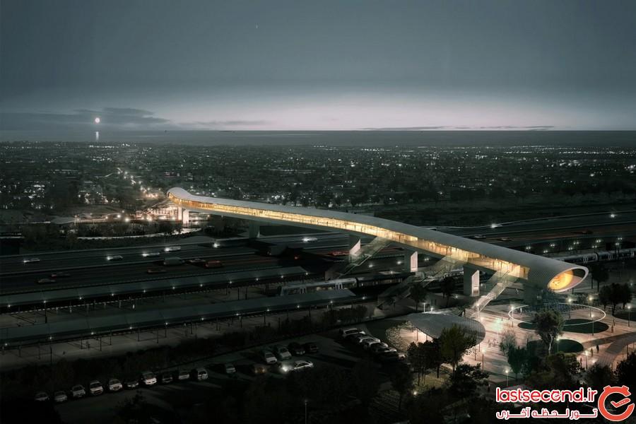 5 پل خلاقانه که در حال ساخته شدن هستند