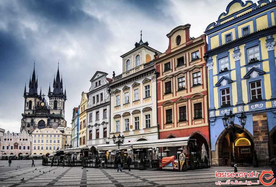شهر قدیمی پراگ - Old Town