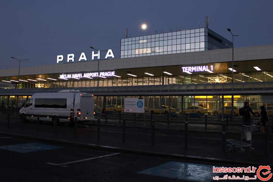 فرودگاه بینالمللی  Václav Havel