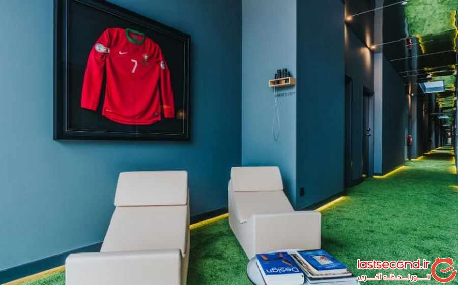 ورود ستاره فوتبال به عرصه هتلداری    