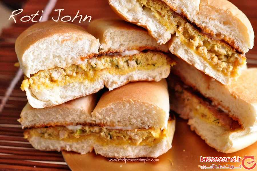 15 ساندویچ مشهور از سراسر جهان         